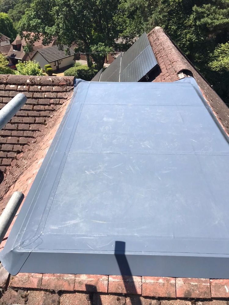 About The Flat Roofing Company Flat Roof Builders