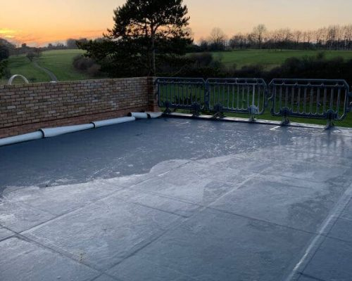 Flat Roof Repairs in Portsmouth